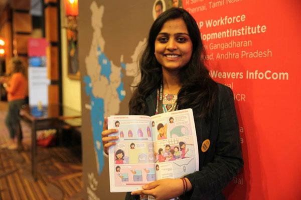 Aditi Gupta - Founder of Menstrupedia