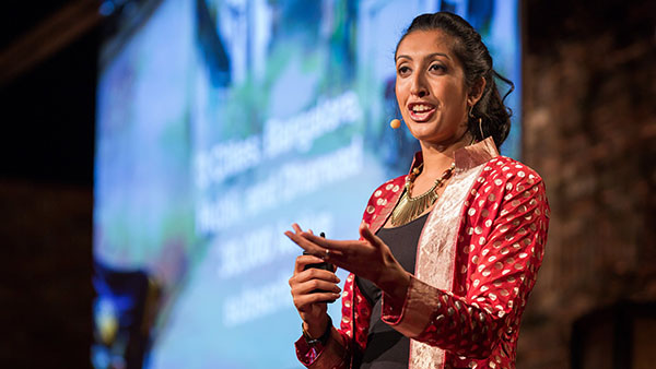 Anu Sridharan