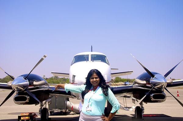 Kanika Tekriwal - Founder of Jet Set Go