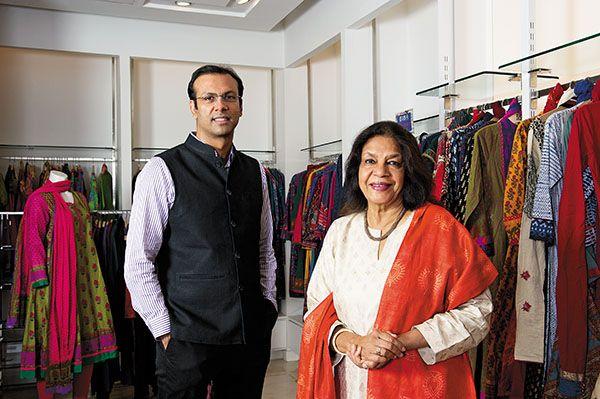 Meena Bindra - Founder of Biba