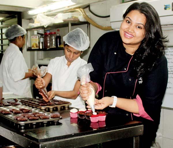 Pooja Dhingra: Founder, Le 15 Patisserie