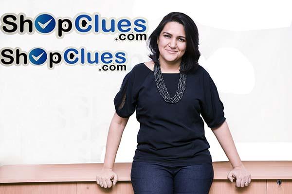Radhika Aggarwal - Co-founder, Shopclues