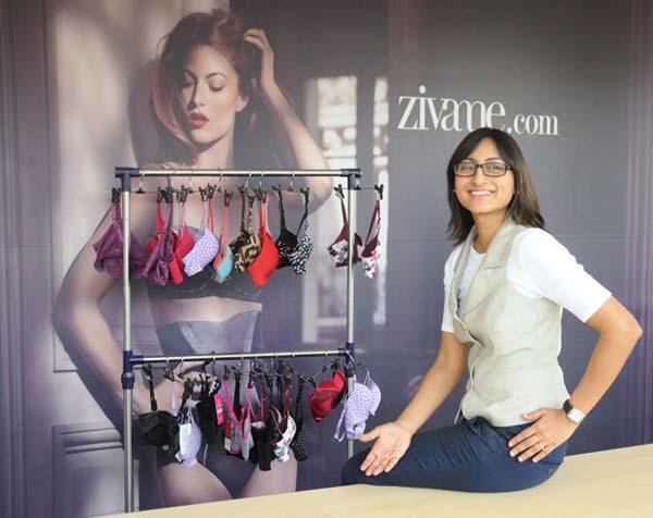 Richa Kar - Founder of Zivame