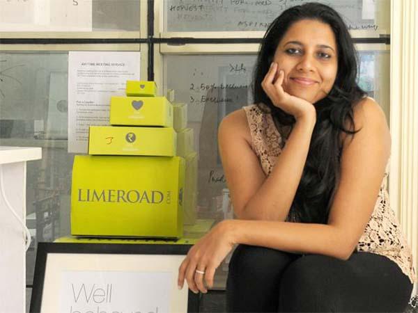 Suchi Mukherjee - Founder of Limeroad