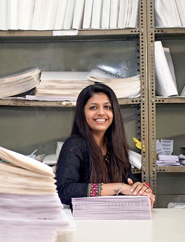 Upasana Makati - Founder of White Print