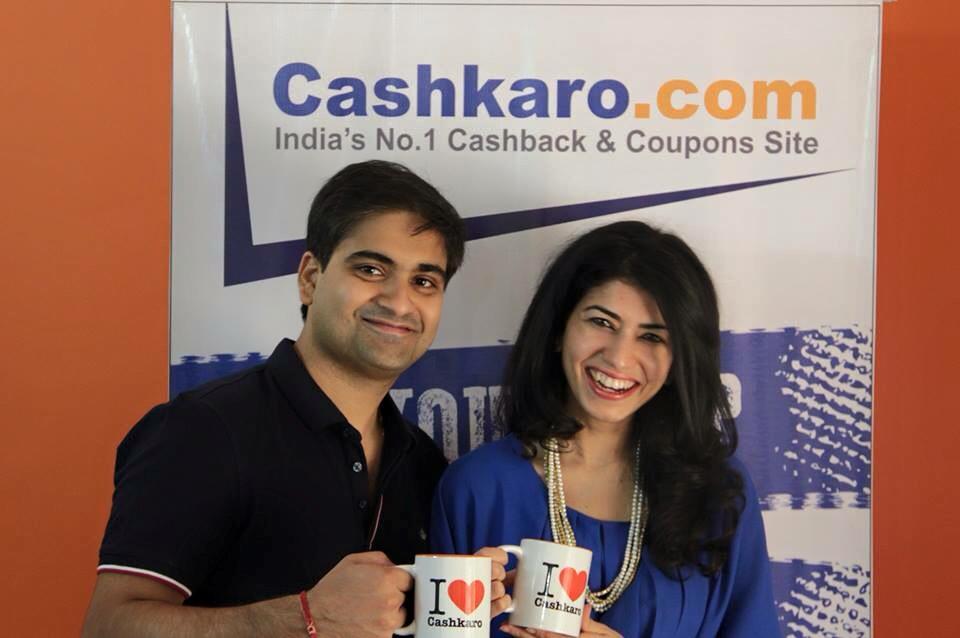 Rohan and Swati Bhargava, Cashkaro