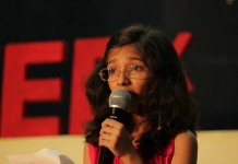Ishita Katyal at TEDxBhilwara