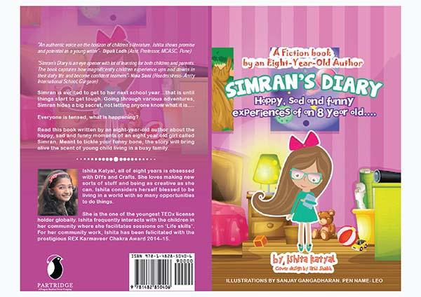 Simran's Diary - Author Ishita Katyal