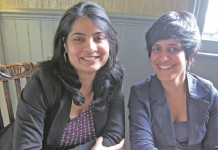 Upma Arora and Arti Bareja, Founders Of Dhabalane