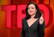 Sheryl Sandberg at TED