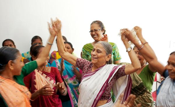 Ela Bhatt - Founder Of Self-Employed Women's Association of India (SEWA)