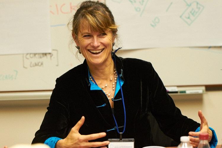 Jacqueline Novogratz - Co-Founder Of Acumen