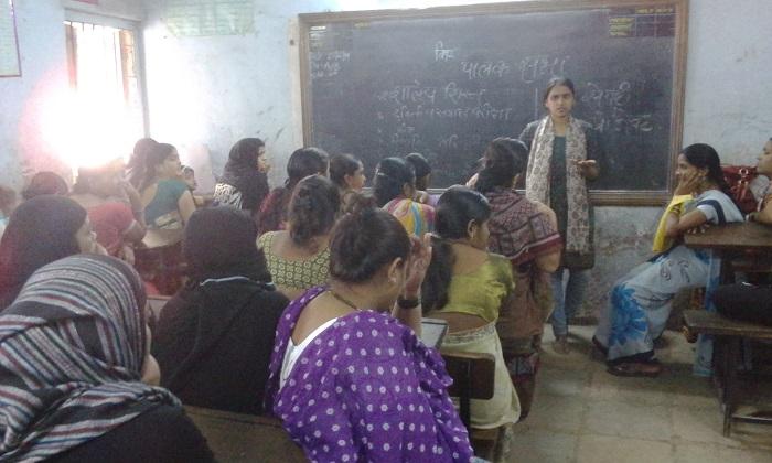 Arpan trainers building awareness on CSA
