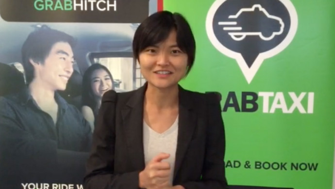 Tan Hooi Ling - Co-founder of GrabTaxi