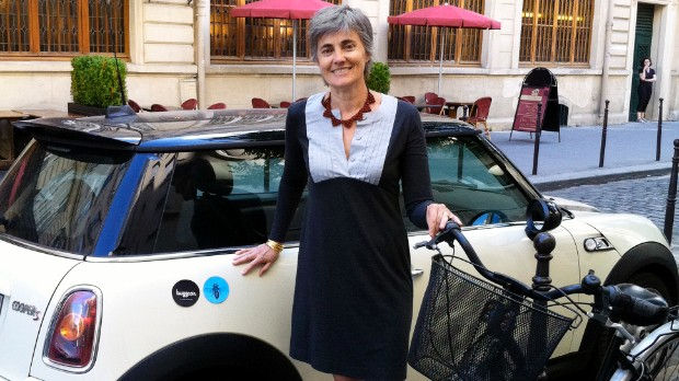 Robin Chase: Zipcar and Veniam Co-founder