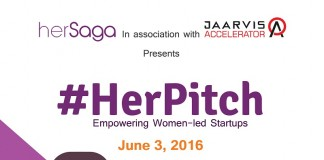 HerSaga and Jaarvis Accelerator Launches #HerPitch To Nurture Women-Led Startups