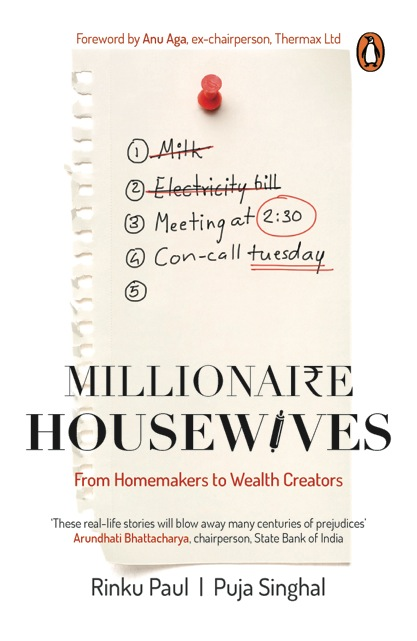 Millionaire Housewives Book