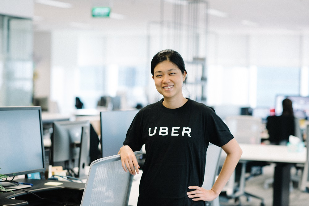 Grace Tang - Uber Data Scientist