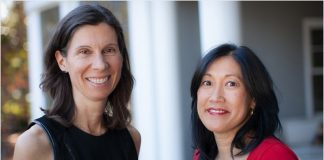 Jennifer Fonstad and Theresia Gouw - Aspect Founders