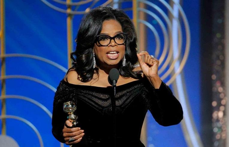 Oprah Winfrey Golden Globe Speech